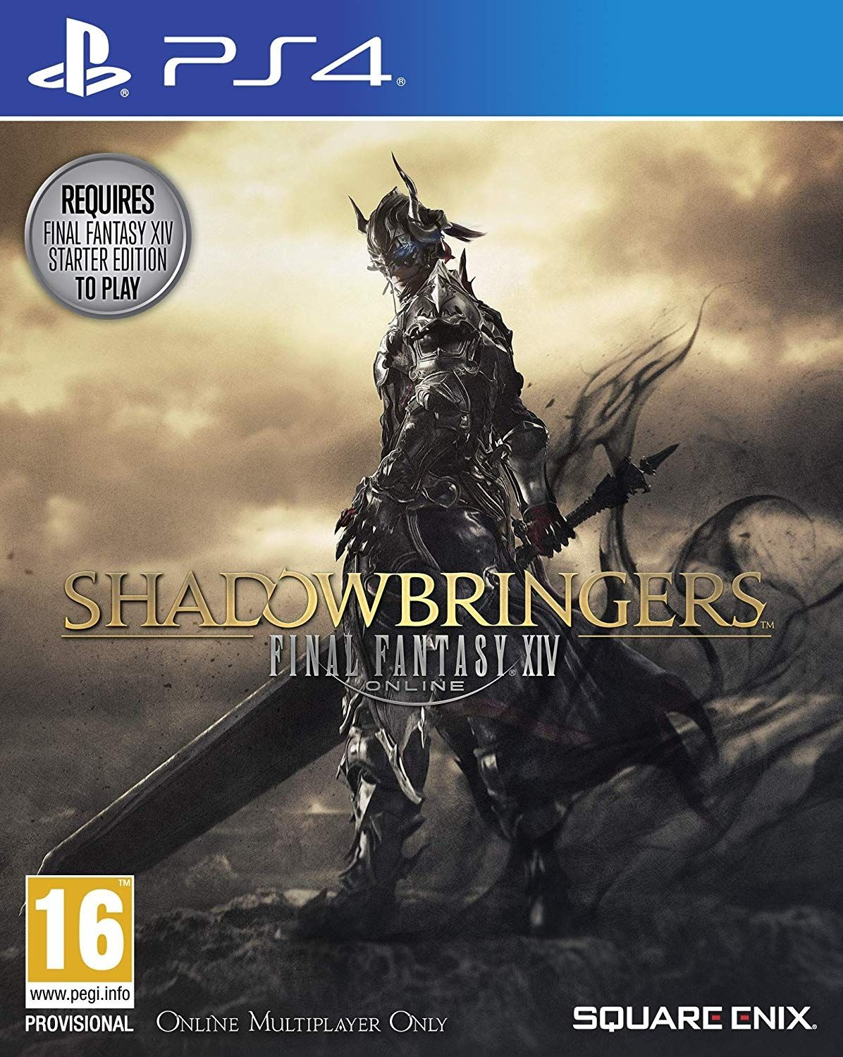 Final Fantasy XIV Shadowbringers Standard Edition (PS4) - 1