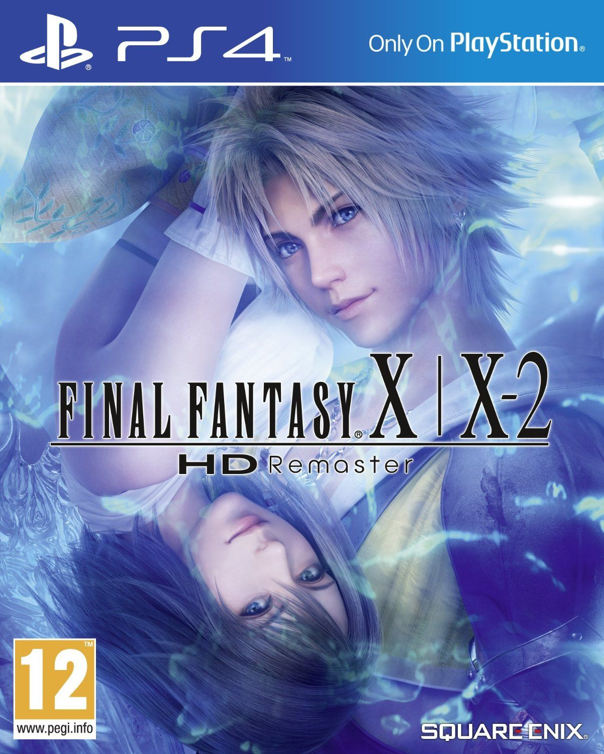 Final Fantasy X & X-2 HD Remaster (PS4) - 1