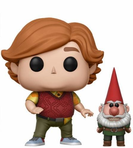 Фигура Funko Pop! Television: Trollhunters - Toby and Gnome, #468 - 1
