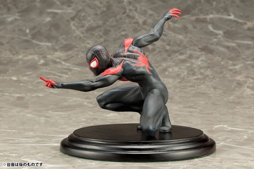 Фигура Marvel Now! - Spider-Man (Miles Morales), 11 cm - 8
