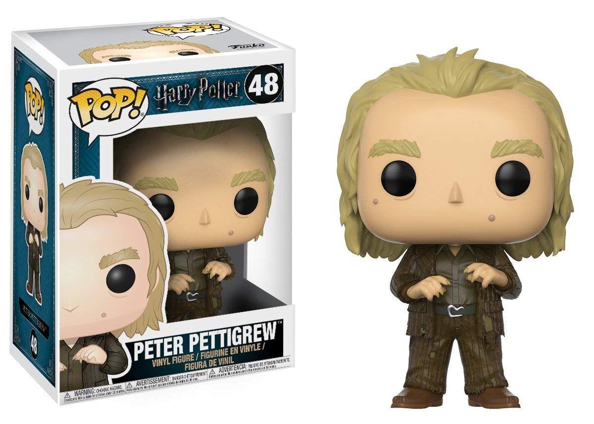 Фигура Funko Pop! Movies: Harry Potter - Peter Pettigrew, #48 - 2
