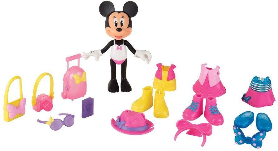 Фигурка IMC Toys - Мини Маус, пътешественичка - 3