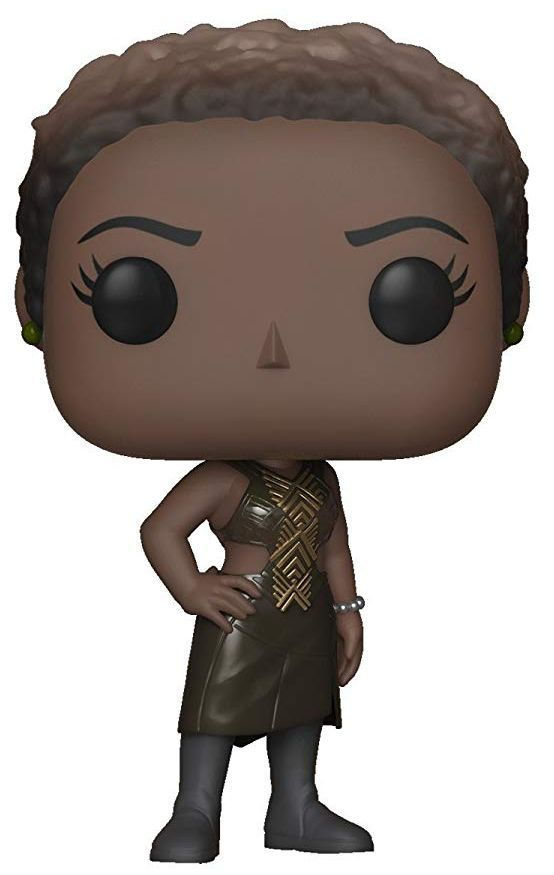 Фигура Funko Pop! Marvel: Black Panther - Nakia, #277 - 1