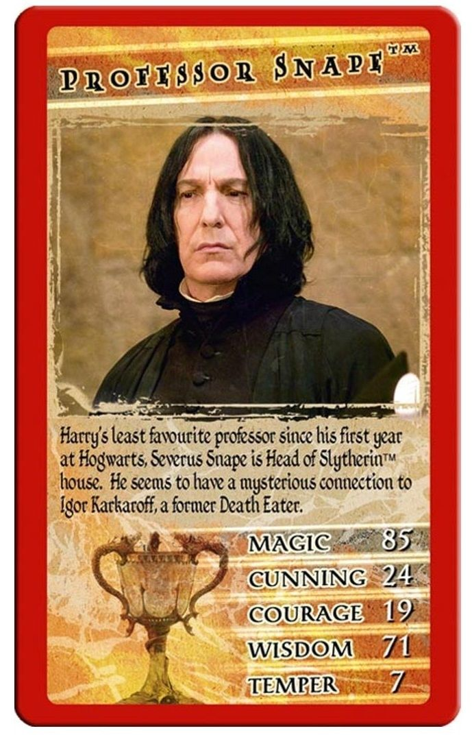 Игра с карти Top Trumps - Harry Potter and the Goblet of Fire  - 4