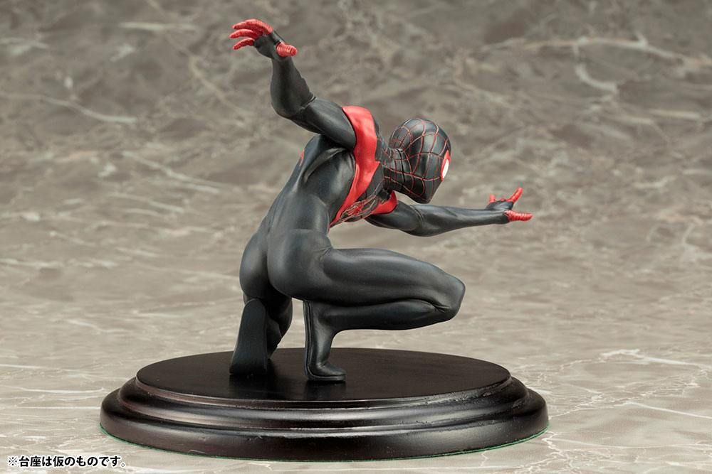 Фигура Marvel Now! - Spider-Man (Miles Morales), 11 cm - 13