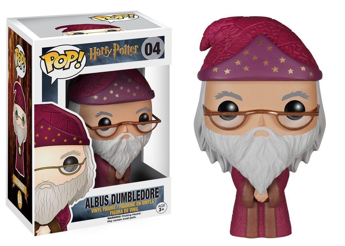 Фигура Funko Pop! Movies: Harry Potter - Albus Dumbledore, #04 - 2