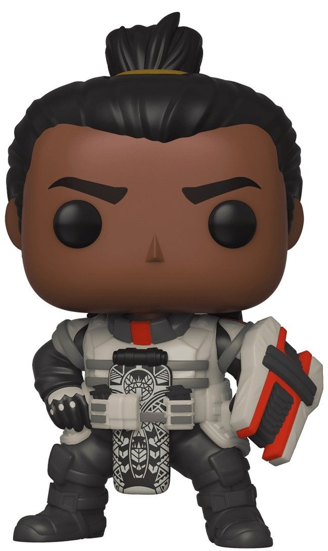 Фигура Funko Pop! Games: Apex Legends - Gibraltar - 1