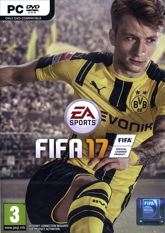 FIFA 17 (PC) (разопакована) - 1