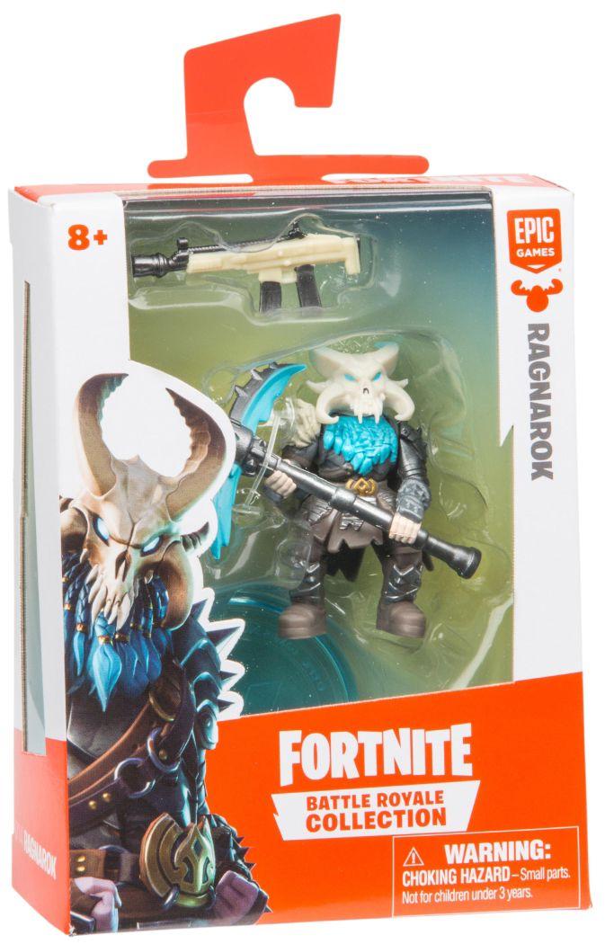 Фигурка Moose Fortnite Battle Royale - Ragnarock, с 2 оръжия - 1
