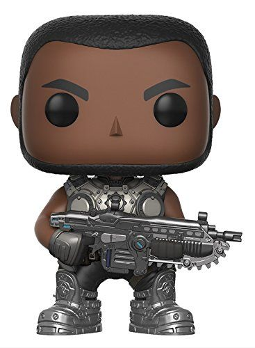 Фигура Funko Pop! Games: Gears Of War - Augustus Cole, #198 - 1