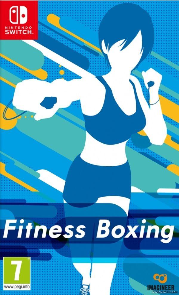 Fitness Boxing (Nintendo Switch) - 1