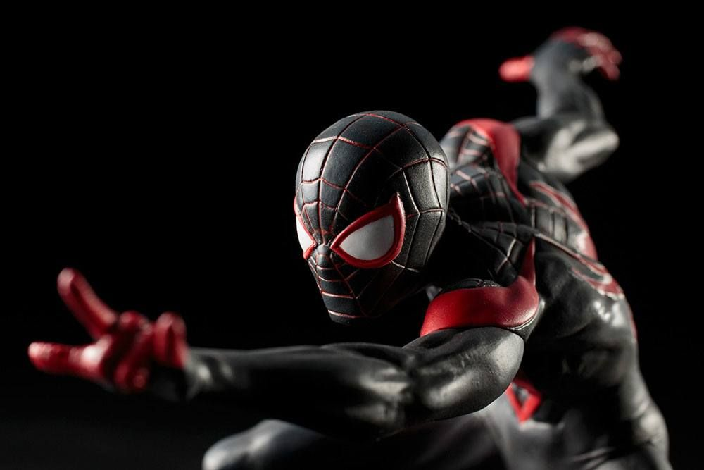 Фигура Marvel Now! - Spider-Man (Miles Morales), 11 cm - 11