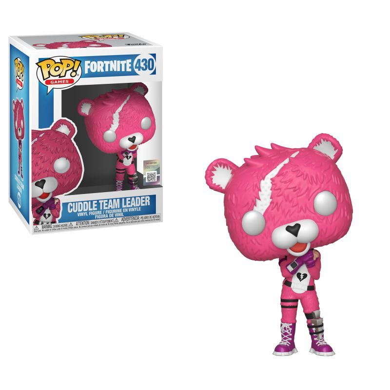 Фигура Funko Pop! Games: Fortnite - Cuddle Team Leader, #430 - 2