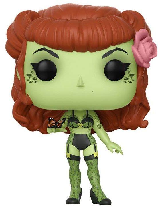 Фигура Funko Pop! Heroes: Dc Comics Bombshells - Poison Ivy, #224 - 1