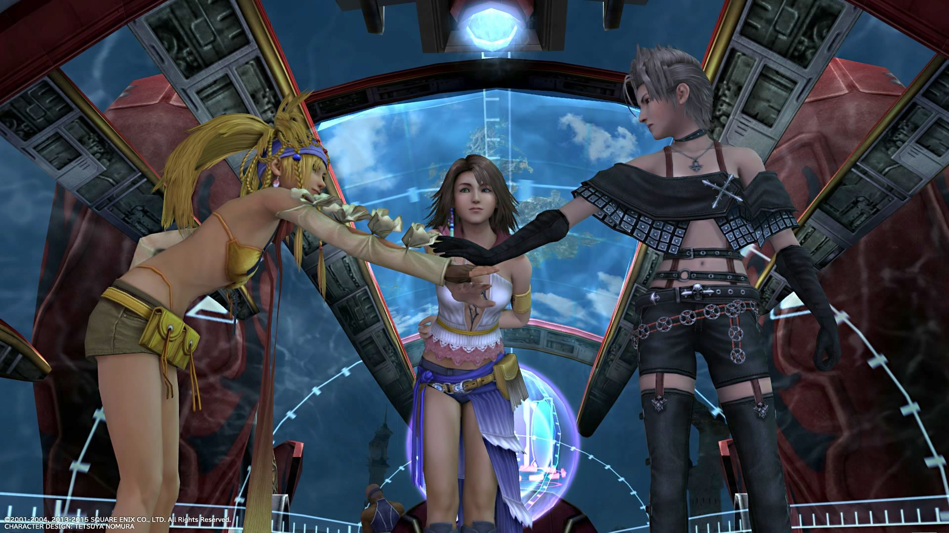 Final Fantasy X & X-2 HD Remaster (PS4) - 5