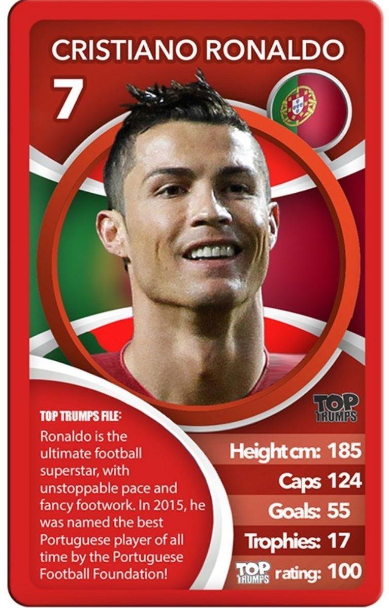 Игра с карти Top Trumps - World Football Stars - 4