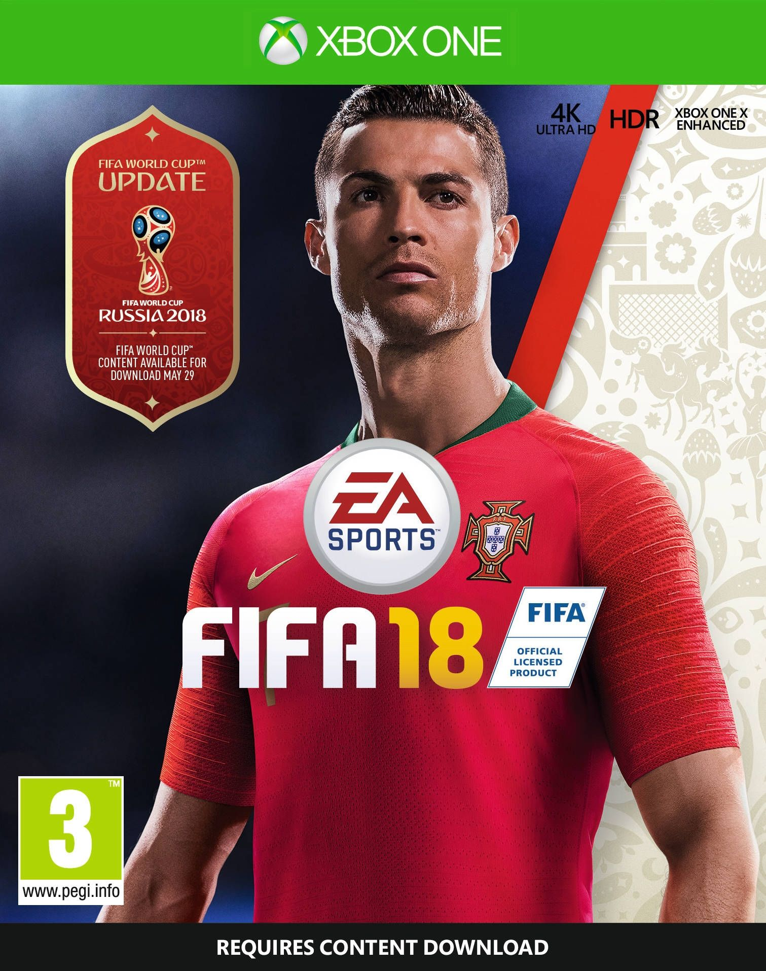 FIFA 18 (Xbox One) - 1