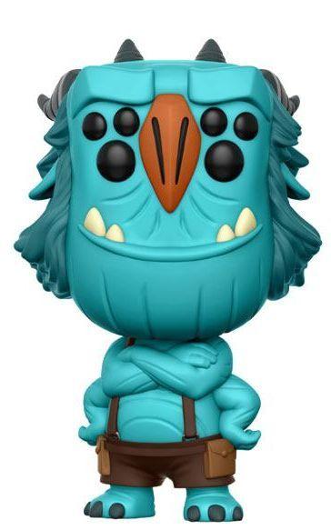 Фигура Funko Pop! Television: Trollhunters - Blinkous Galadrigal, #469 - 1