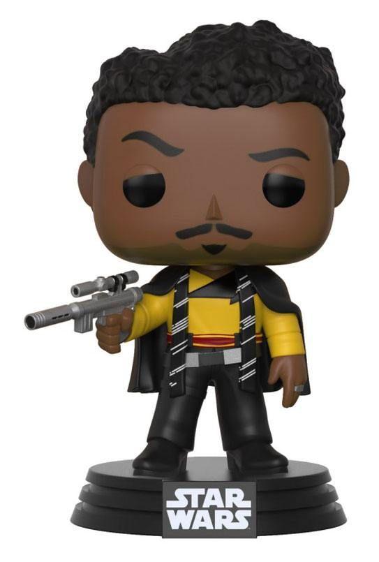 Фигура Funko Pop! Movies: Star Wars - Lando Calrissian, #240 - 1