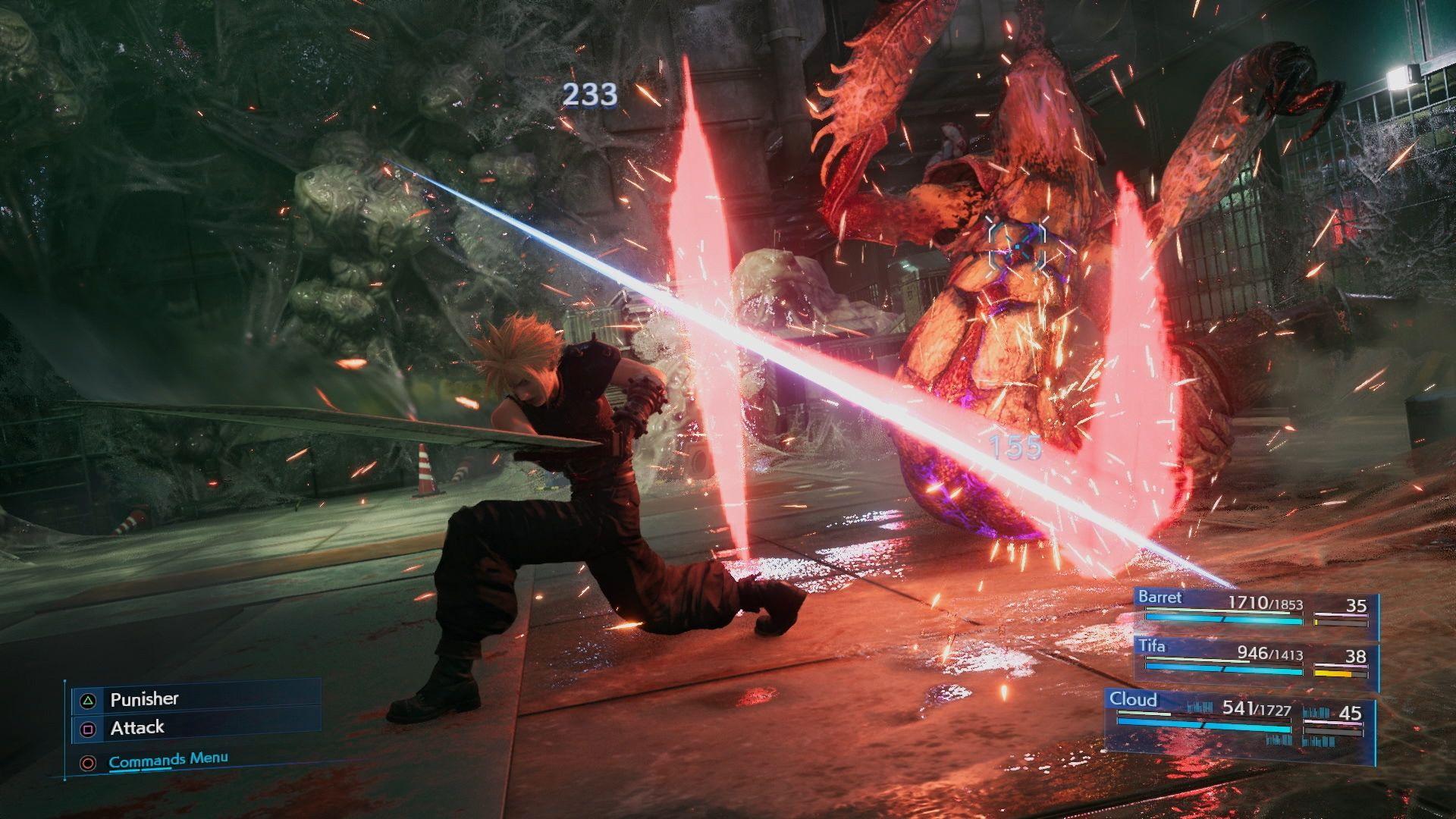 Final Fantasy VII Remake (PS4) - 5