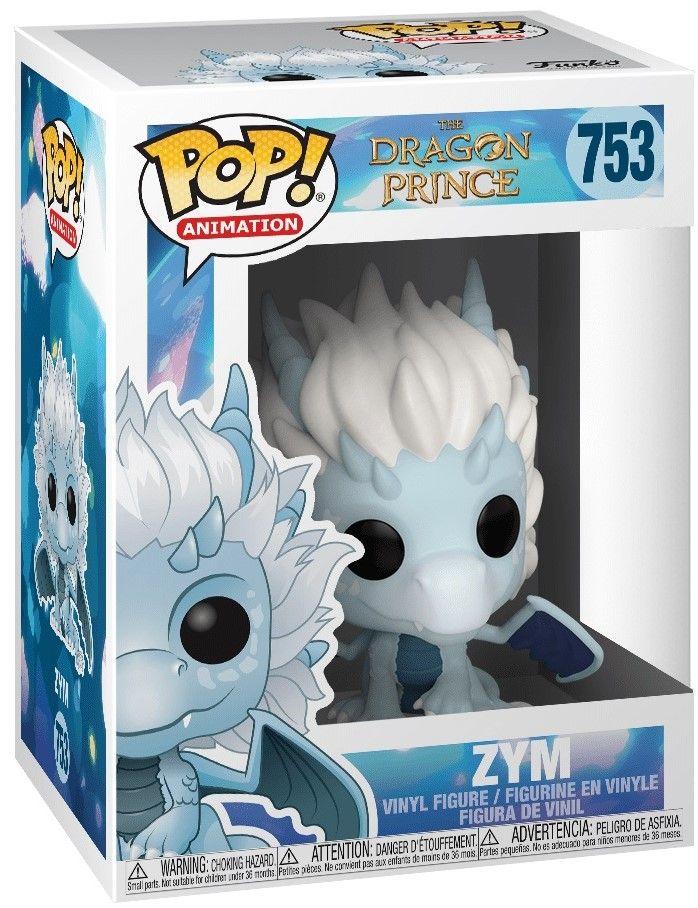 Фигура Funko Pop! Animation: The Dragon Prince - Zym, #753 - 2