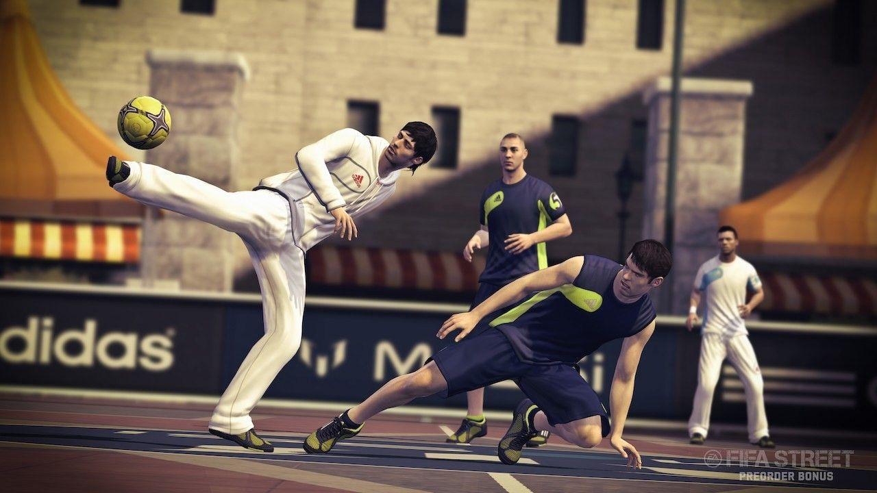 FIFA Street (Xbox 360) - 7