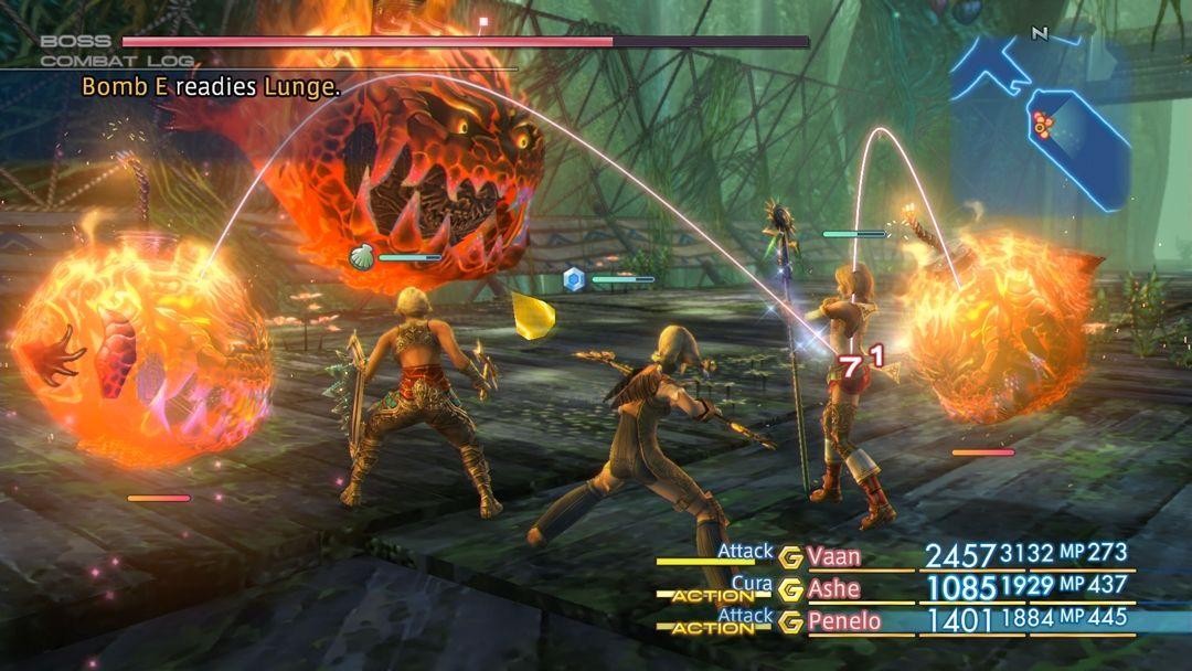 Final Fantasy XII The Zodiac Age (PS4) - 8