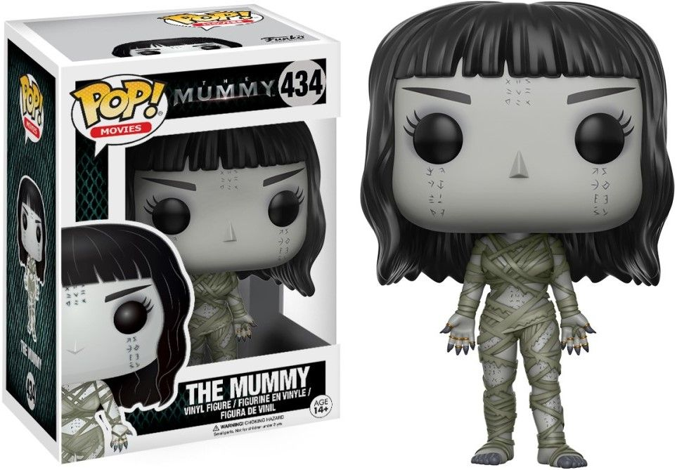Фигура Funko Pop! Movies: The Mummy - The Mummy, #434 - 2