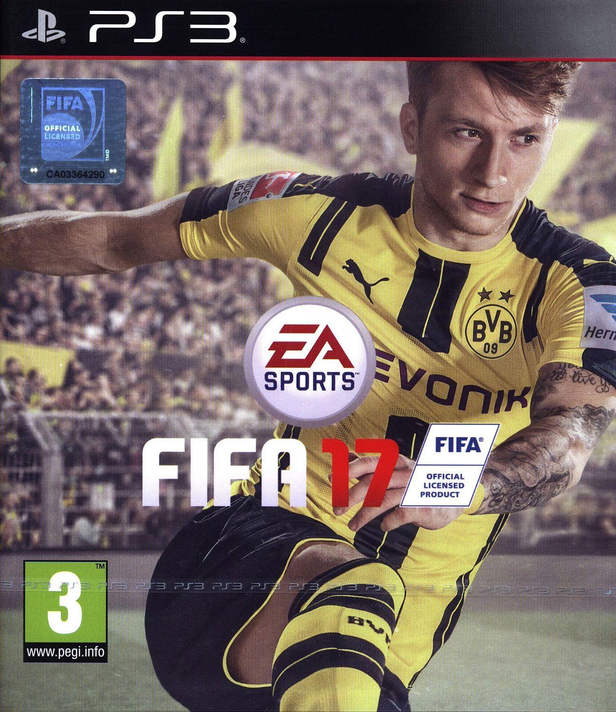 FIFA 17 (PS3) - 1