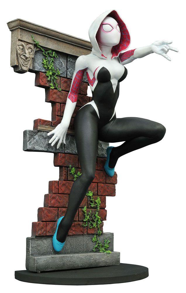 Фигура Marvel Gallery - Spider-Gwen, 23 cm - 1