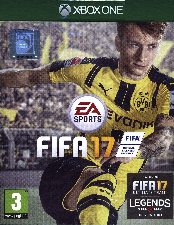 FIFA 17 (Xbox One) - 1