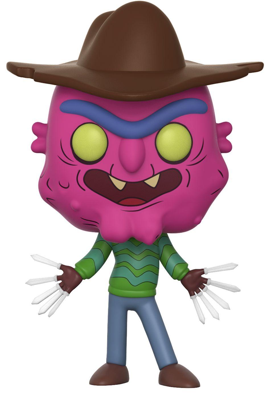 Фигура Funko Pop! Animation: Rick  Morty Series 3 - Scary Terry, #300 - 1