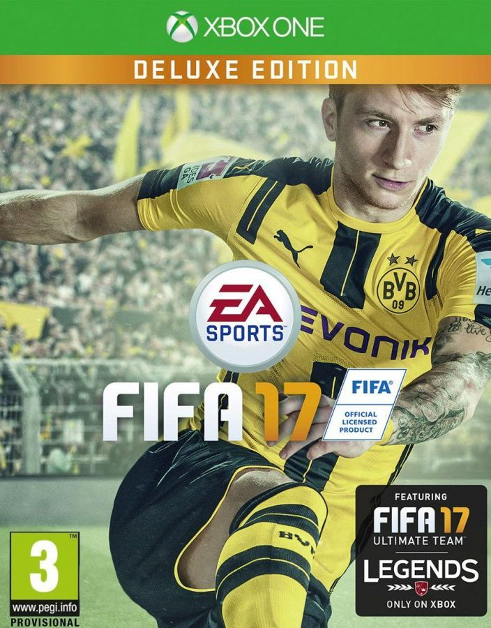 FIFA 17 Deluxe Edition (Xbox One) - 1