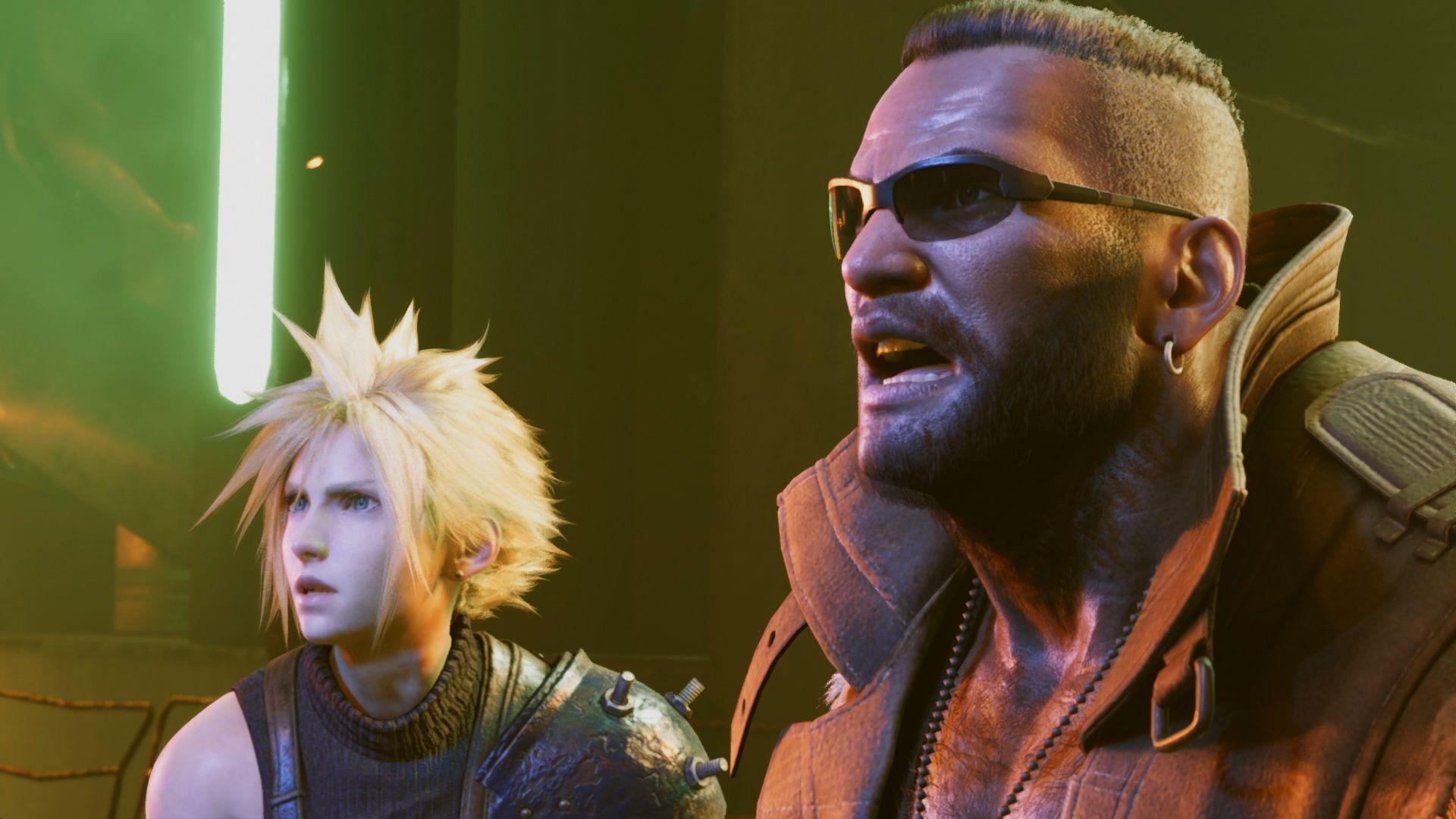 Final Fantasy VII Remake (PS4) - 6