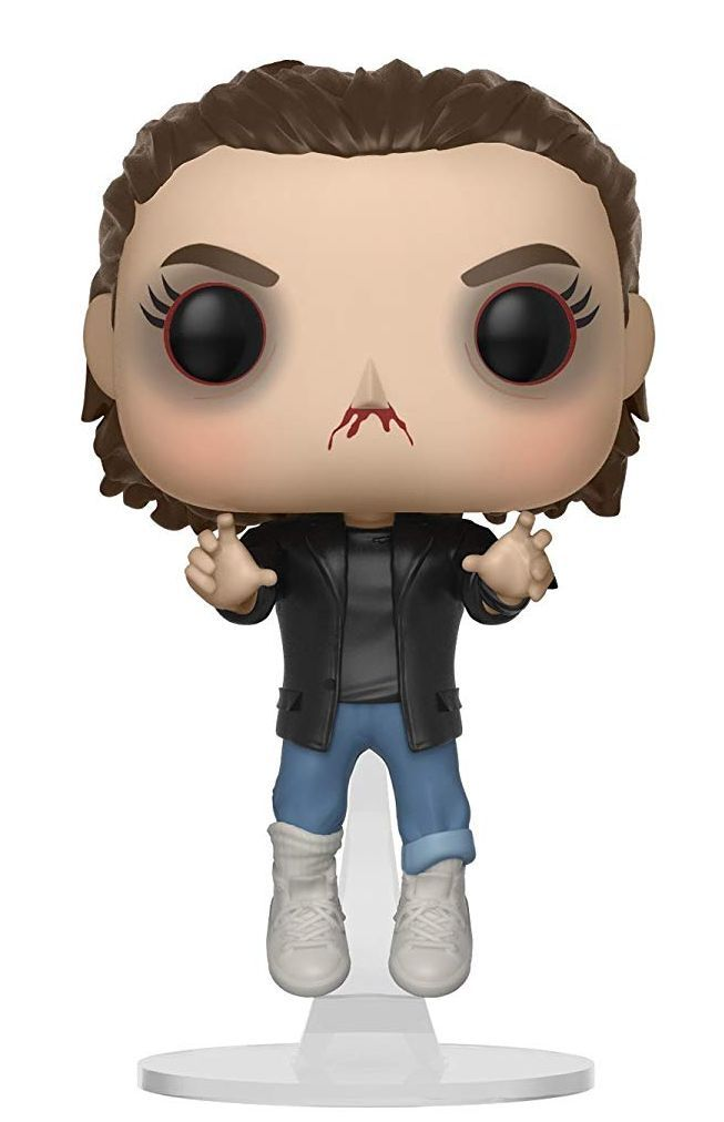 Фигура Funko Pop! Television: Stranger Things - Eleven Elevated, #637 - 1