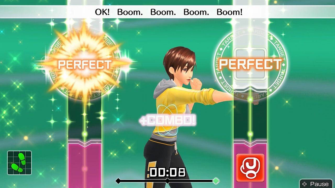 Fitness Boxing (Nintendo Switch) - 3