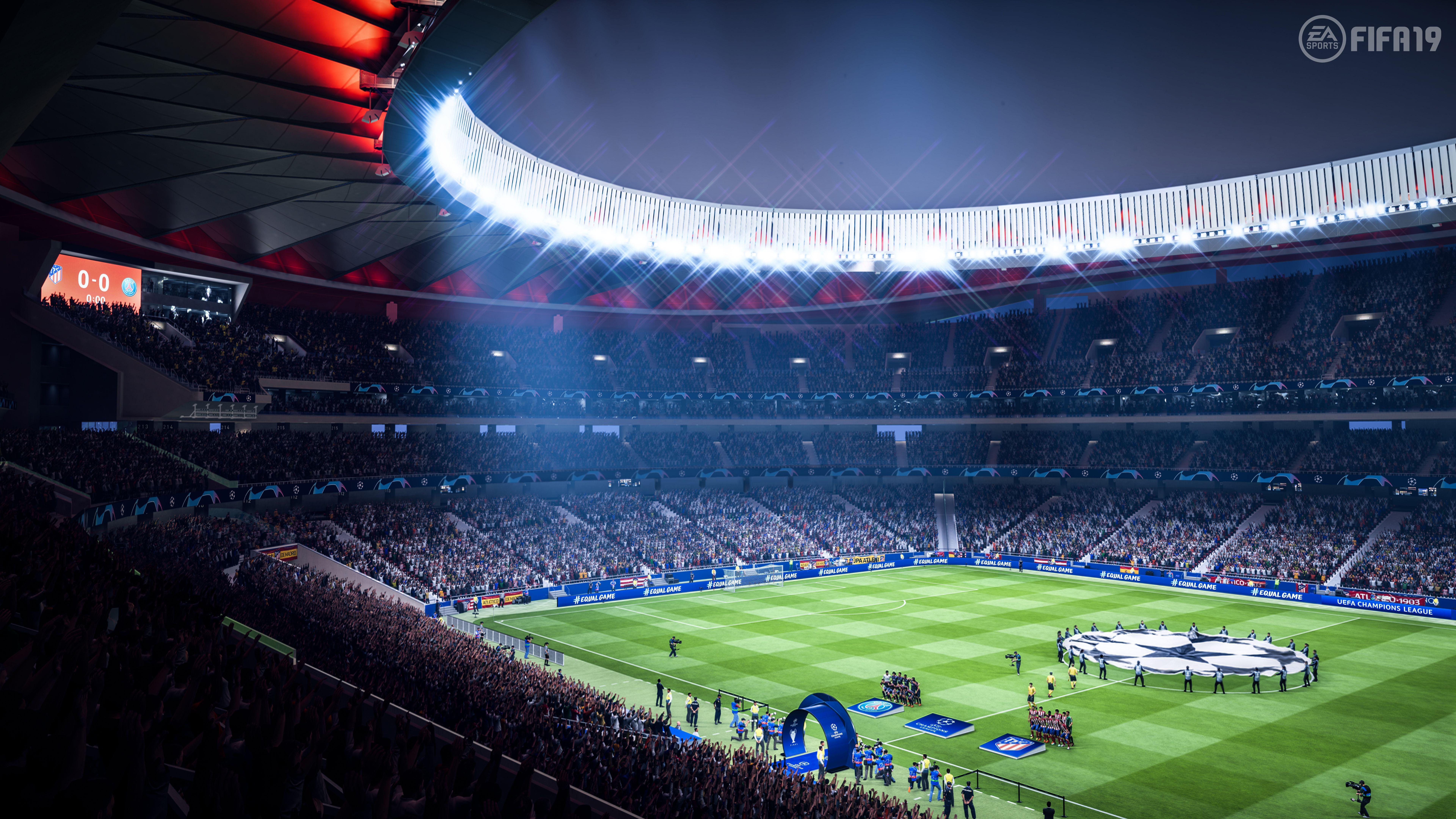 FIFA 19 (PS4) + подарък албум Panini 365 - 2019 - 7