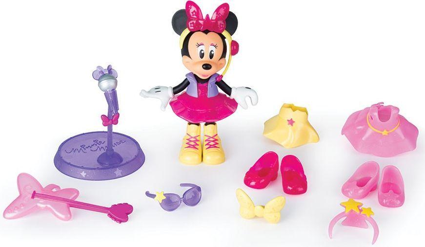 Фигурка IMC Toys - Мини Маус, поп-звезда - 5