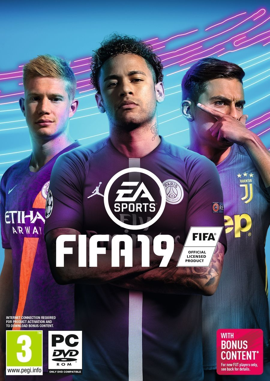 FIFA 19 (PC) - 1