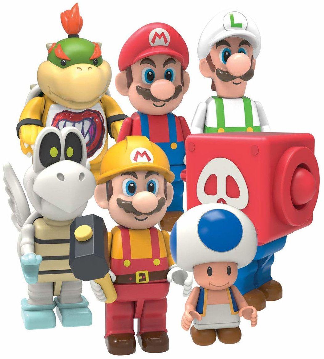 Фигурка-изненада Knex Nintendo Super Mario - Серия 9, асортимент - 2