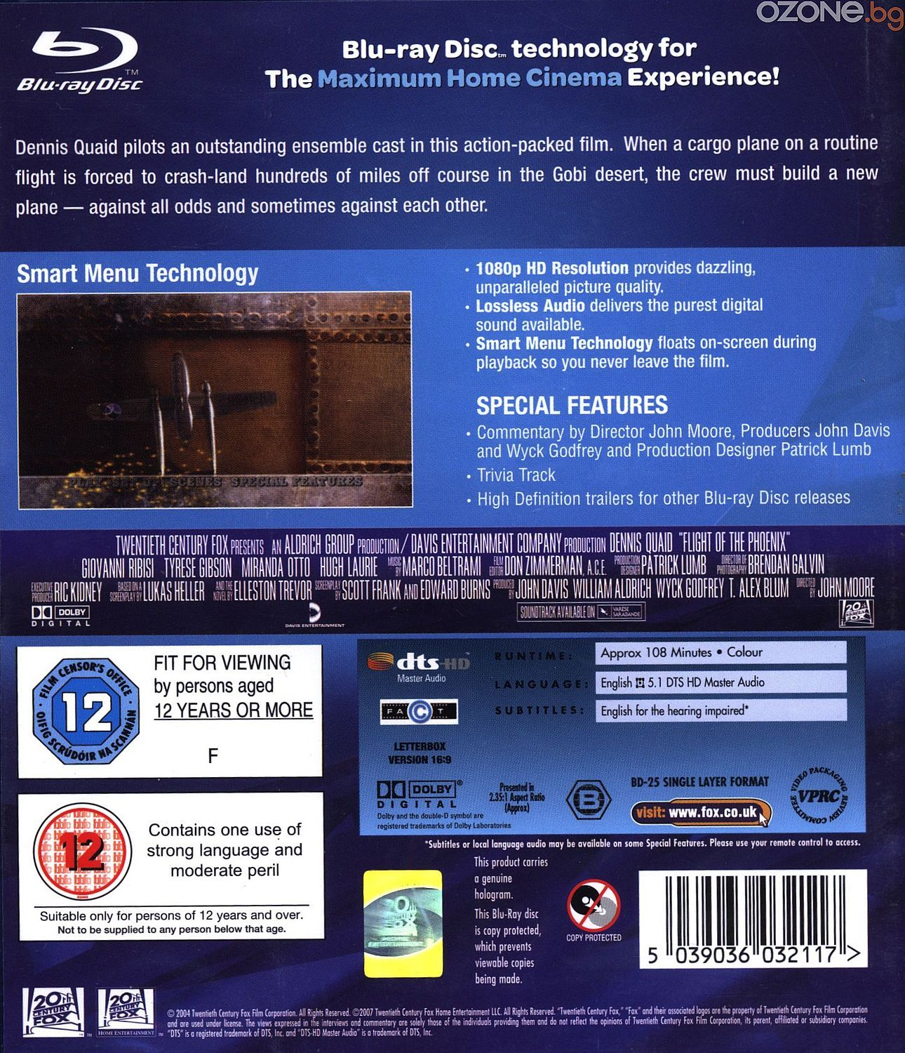Flight Of The Phoenix (Blu-Ray) - 2