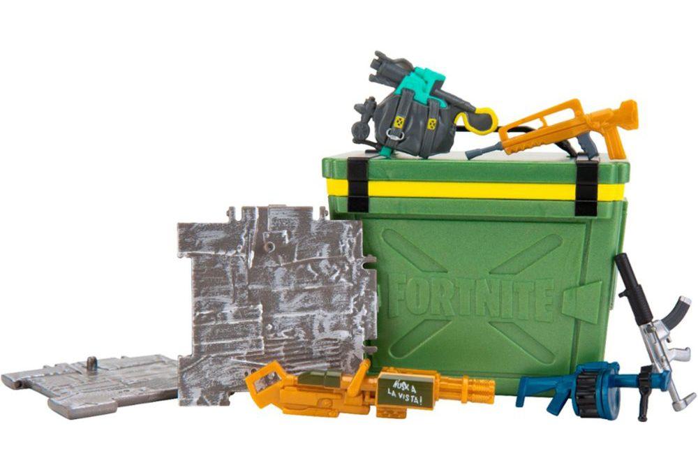 Комплект Jazwares Fortnite - Сандък с oръжия Loot Battle Box - 1