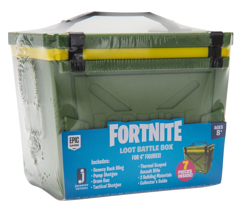 Комплект Jazwares Fortnite - Сандък с oръжия Loot Battle Box - 2