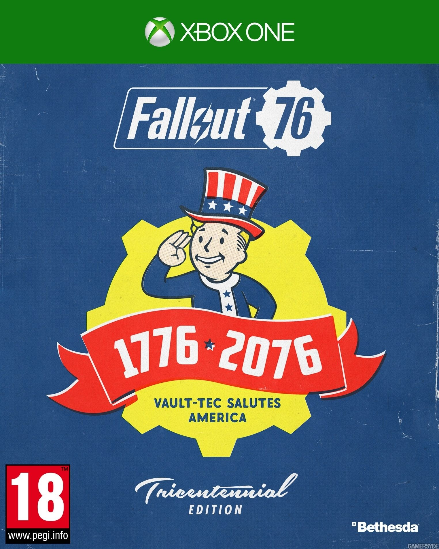 Fallout 76 Tricentennial Edition (Xbox One) - 1