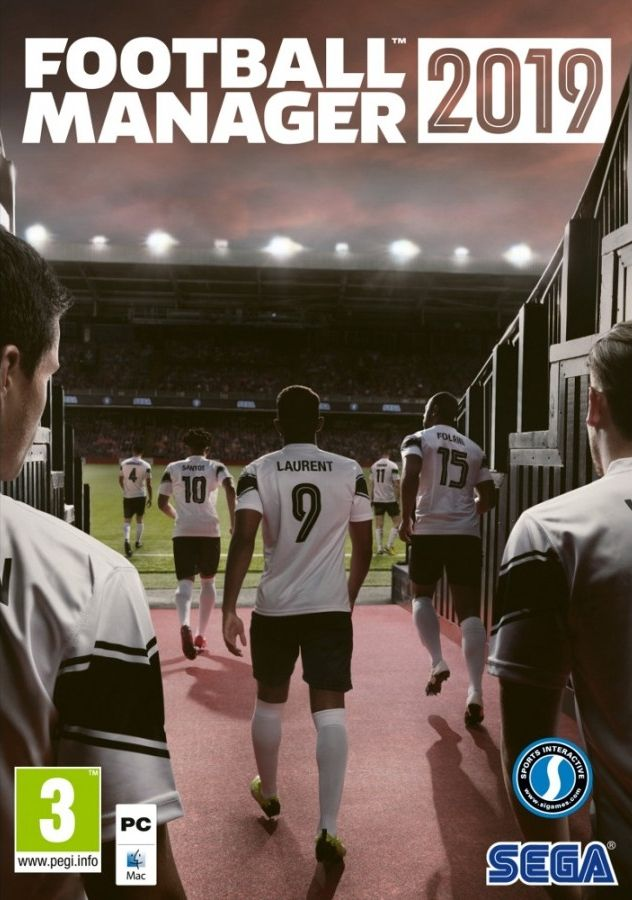 Football Manager 2019 (PC) - 1