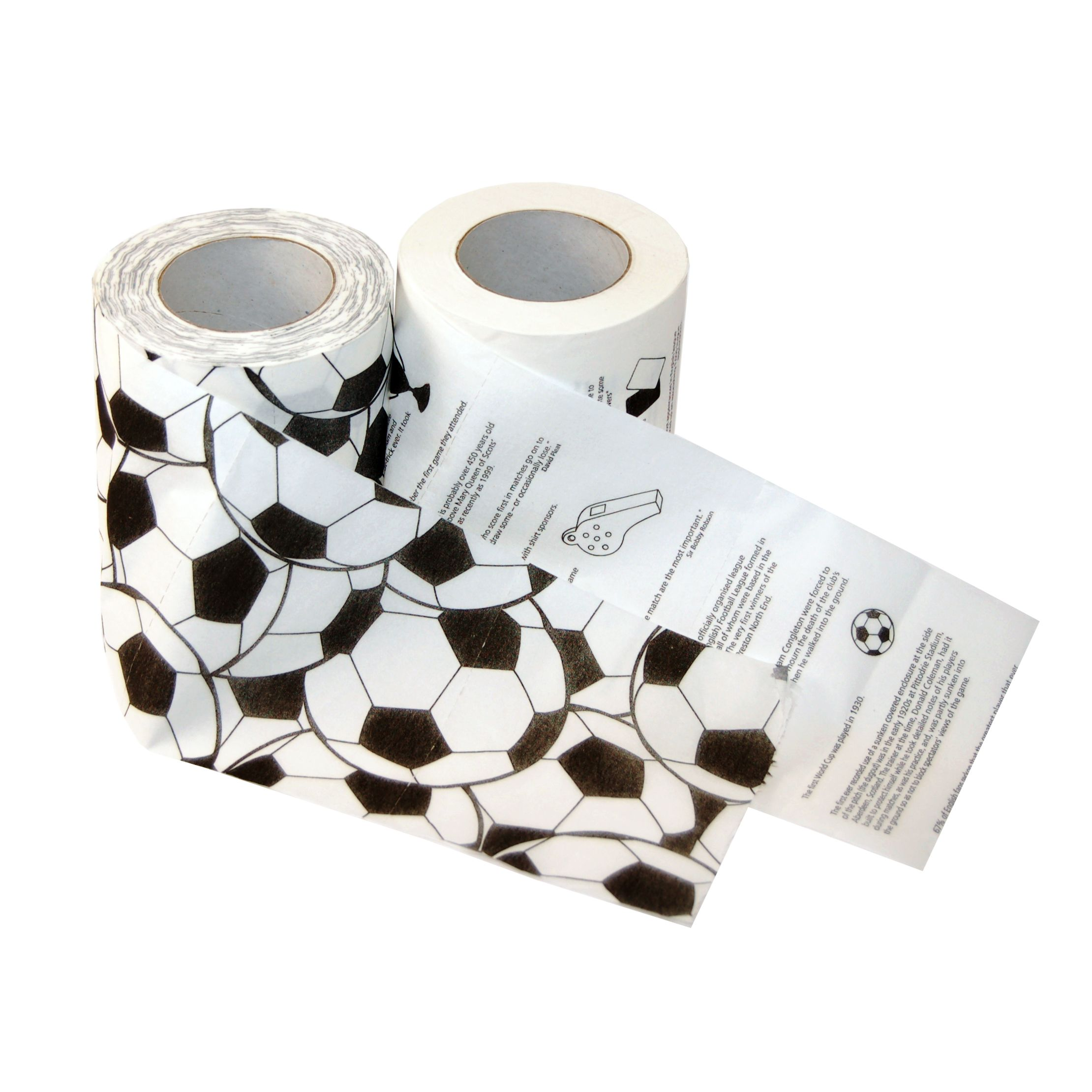 Футболна тоалетна хартия - 4