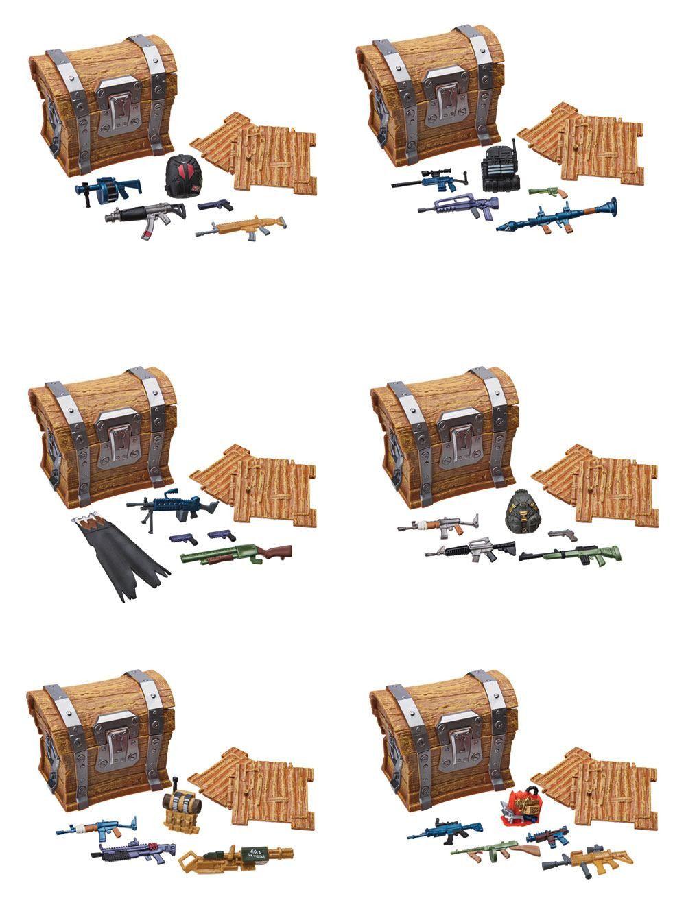 Аксесоари за Fortnite - сандък Loot - 3