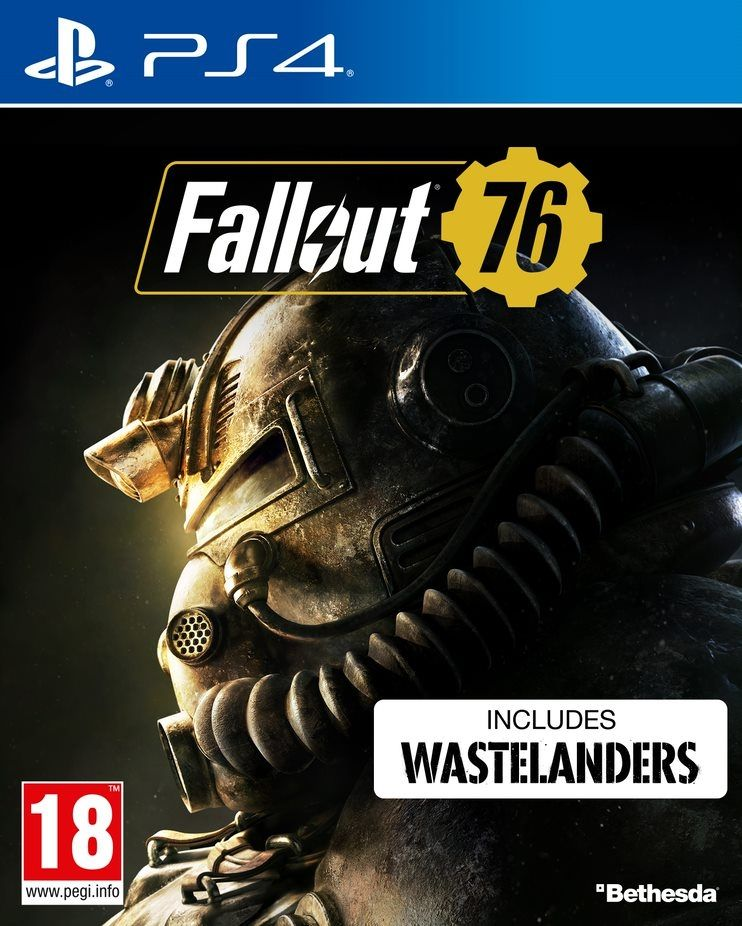 Fallout 76 (PS4) - 1