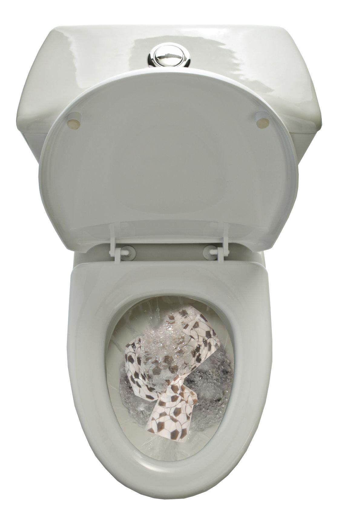 Футболна тоалетна хартия - 2