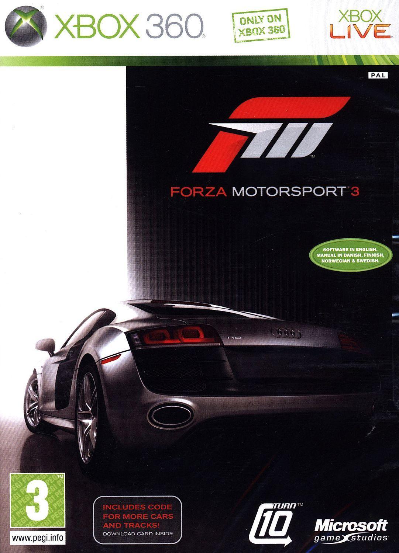 Forza Motorsport 3 (Xbox 360) - 1